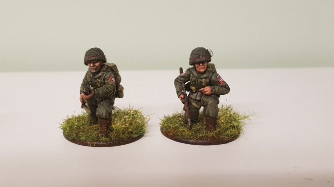 Civs US 82nd Airborne – 28mm