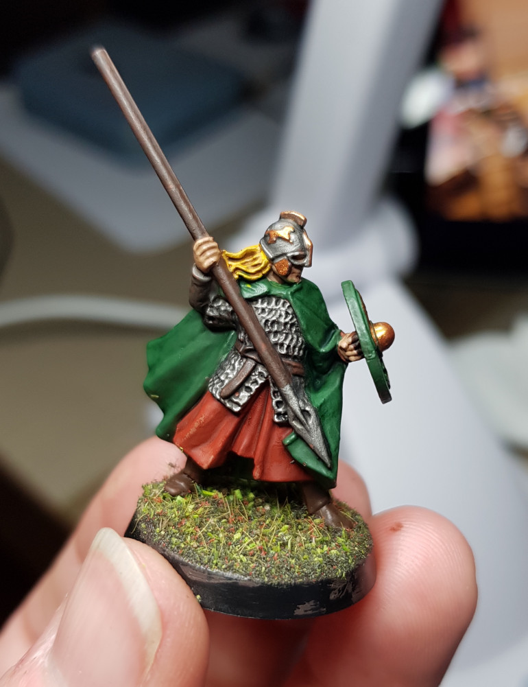 T-minus 6 days - Riders and Walkers (?) of Rohan