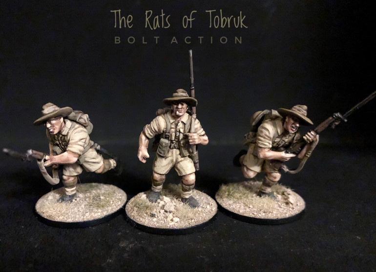 Aussies and LRDG