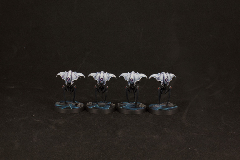 Spindle Drones Done