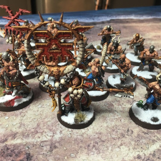 More Chaos Reavers!