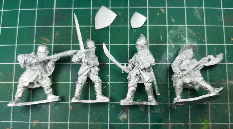 Claymore Castings arrive...