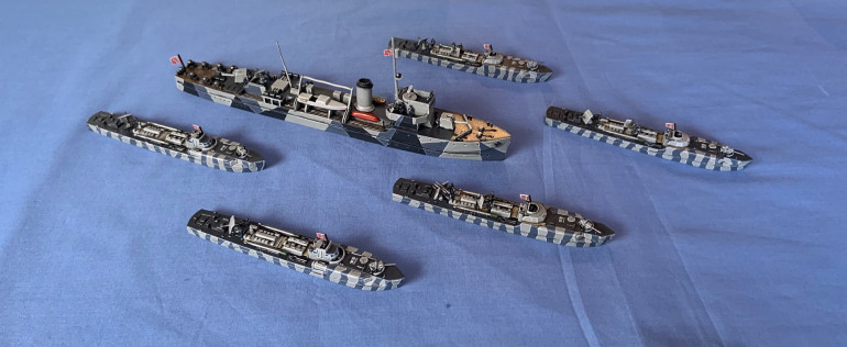 Flotilla ready for deployment