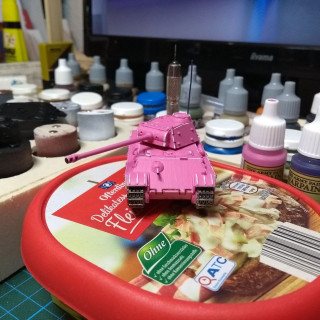 The Pink Panther comes alive