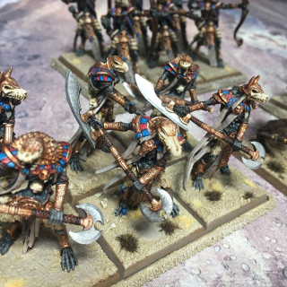 Dusting off the Tomb Kings!