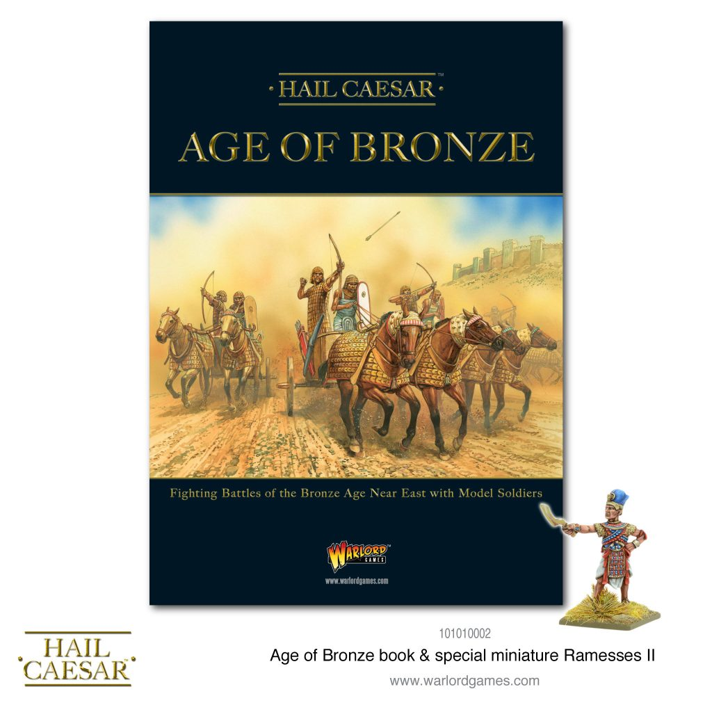 Age Of Bronze Book - Warlord Games