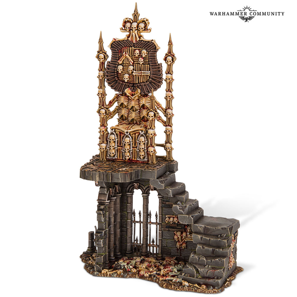 Carnal Throne - Age Of Sigmar