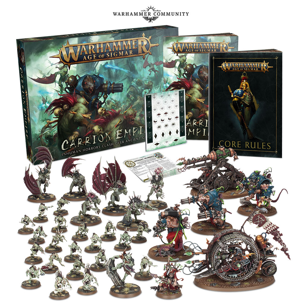 Carrion Empire - Age Of Sigmar