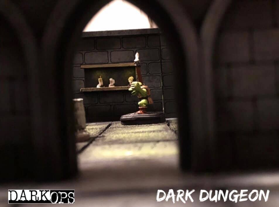 Dark Dungeon (Alt) - Dark Ops