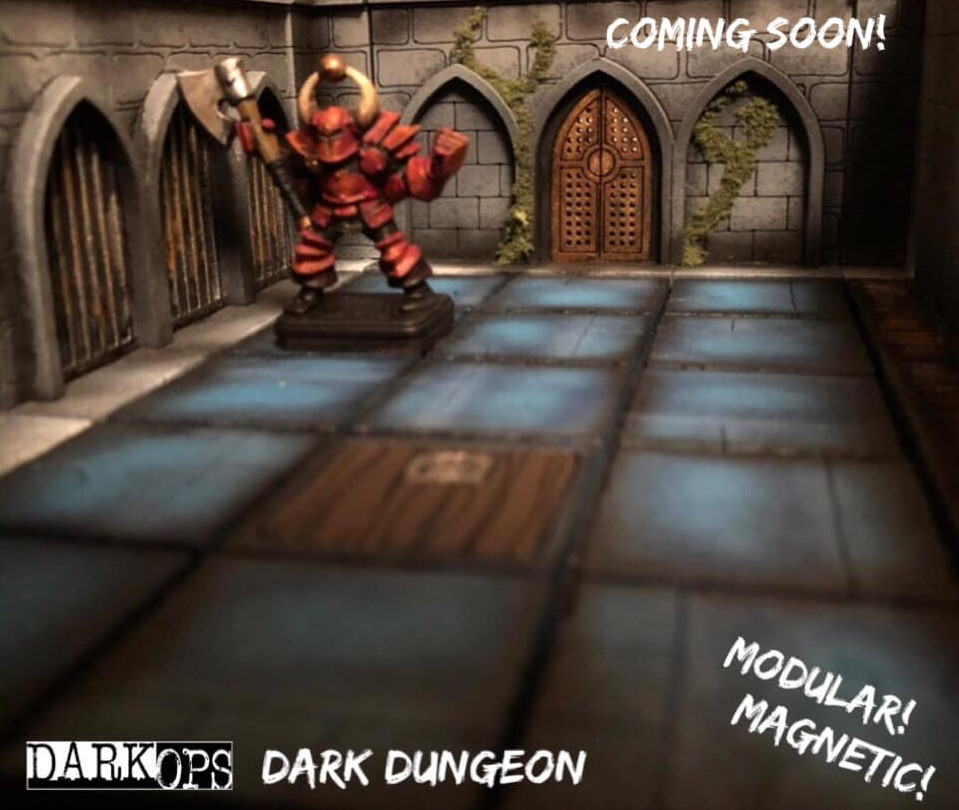 Dark Dungeon - Dark Ops