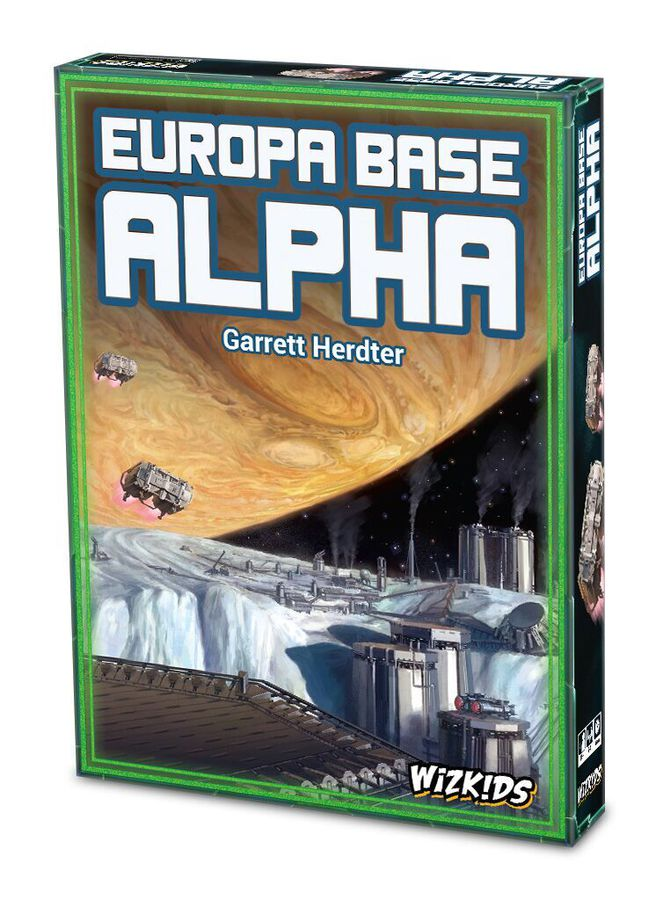 Europa Base Alpha - WizKids