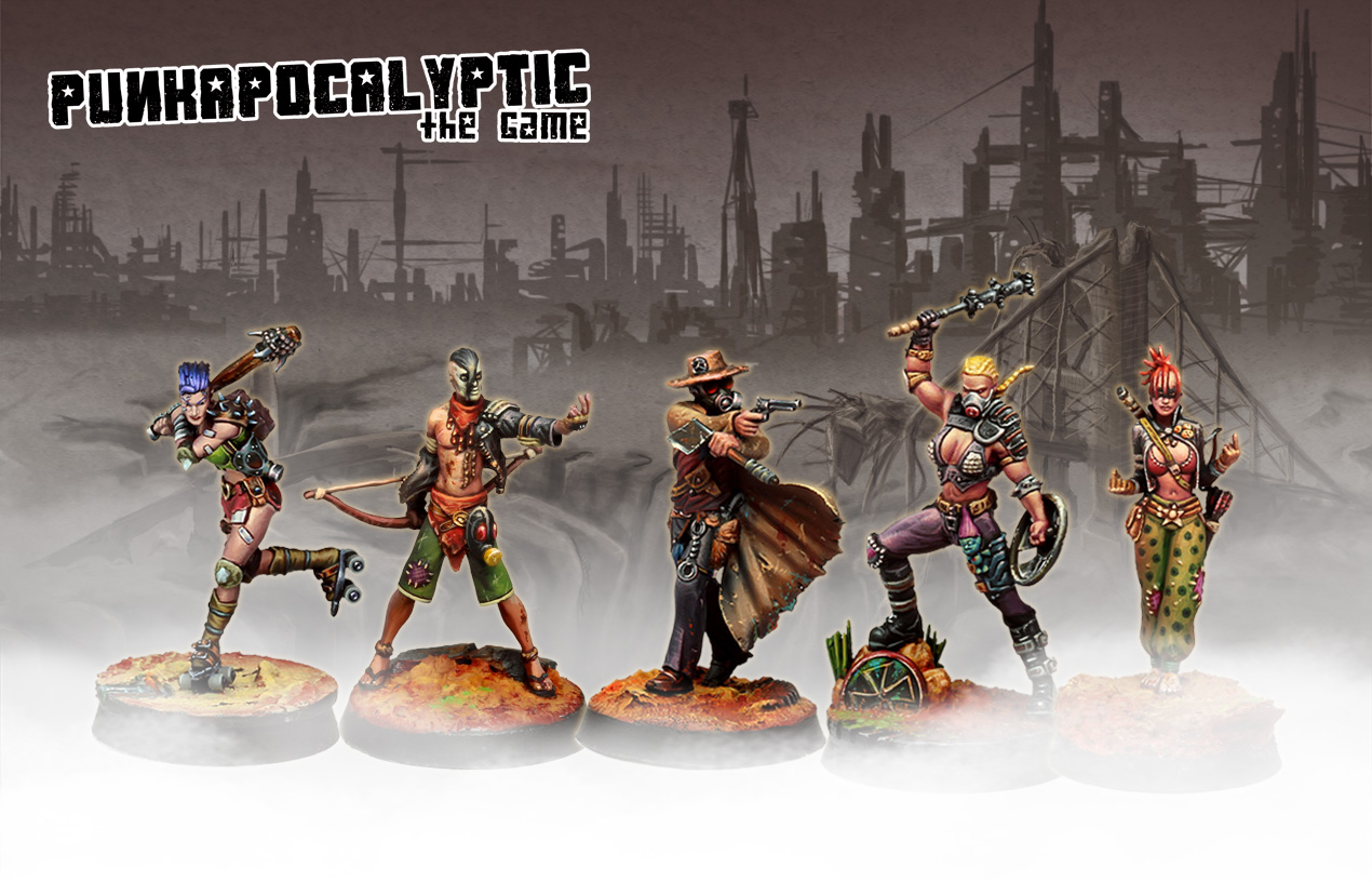 Exclusive! Check Out New Starter Set Gangs For