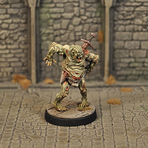 Greater Zombie - Otherworld Miniatures