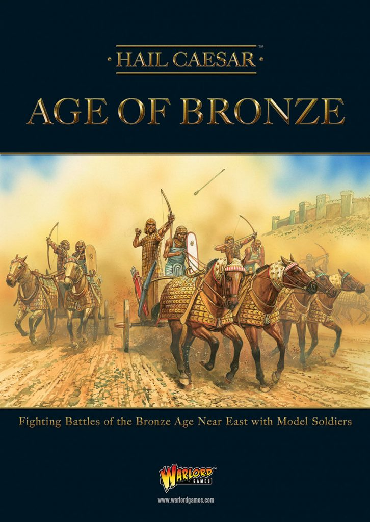 Hail Caesar Age Of Bronze Supplement - Warlord Games