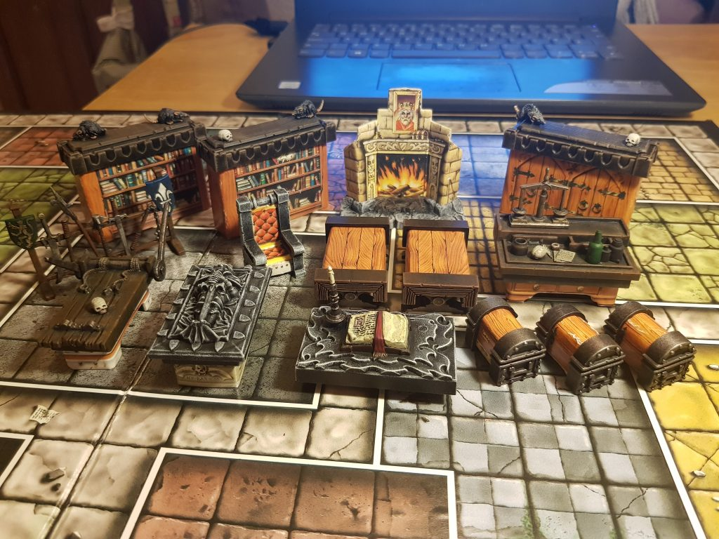 HeroQuest #2 - firelock22