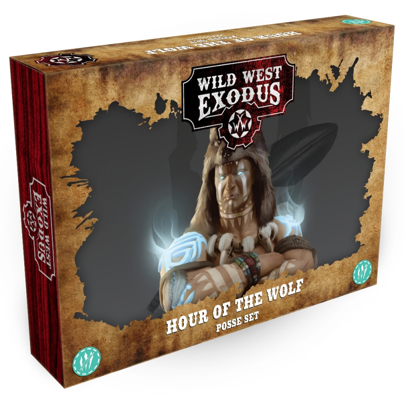 Hour Of The Wolf Posse Box - Wild West Exodus