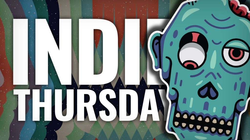 Indie Thursday: Soul Stealin', Psychics and Spaceships!