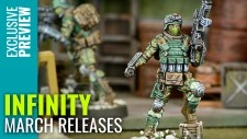New Infinity Releases – March 2019!
