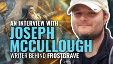 Behind The Wargames: Frostgrave Creator Joseph McCullough