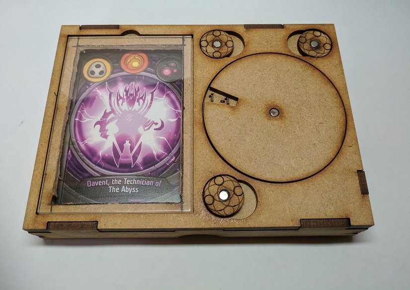 KeyForge Travel Box #1 - magrathean-apprentice