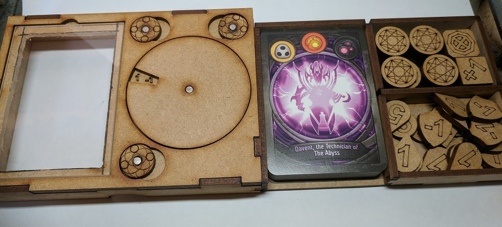 KeyForge Travel Box #2 - magrathean-apprentice