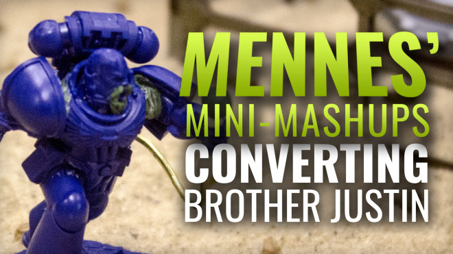 Mennes' Mini Mashup: Converting Brother Justin