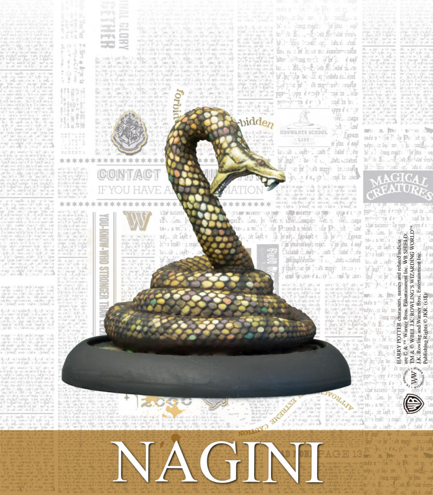 Nagini - Knight Models