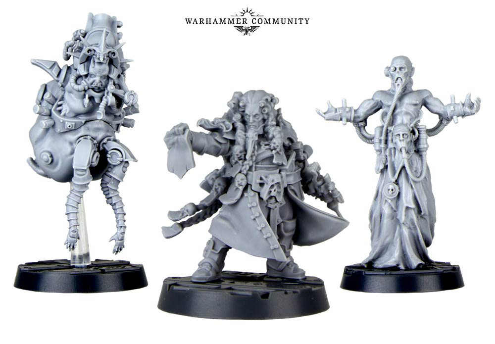 Necromunda Bounty Hunters - Forge World