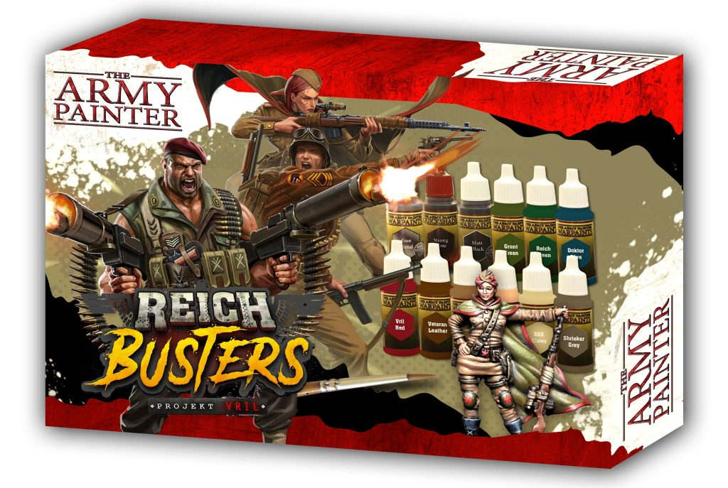 Reichbusters Paint Set - Army Painter