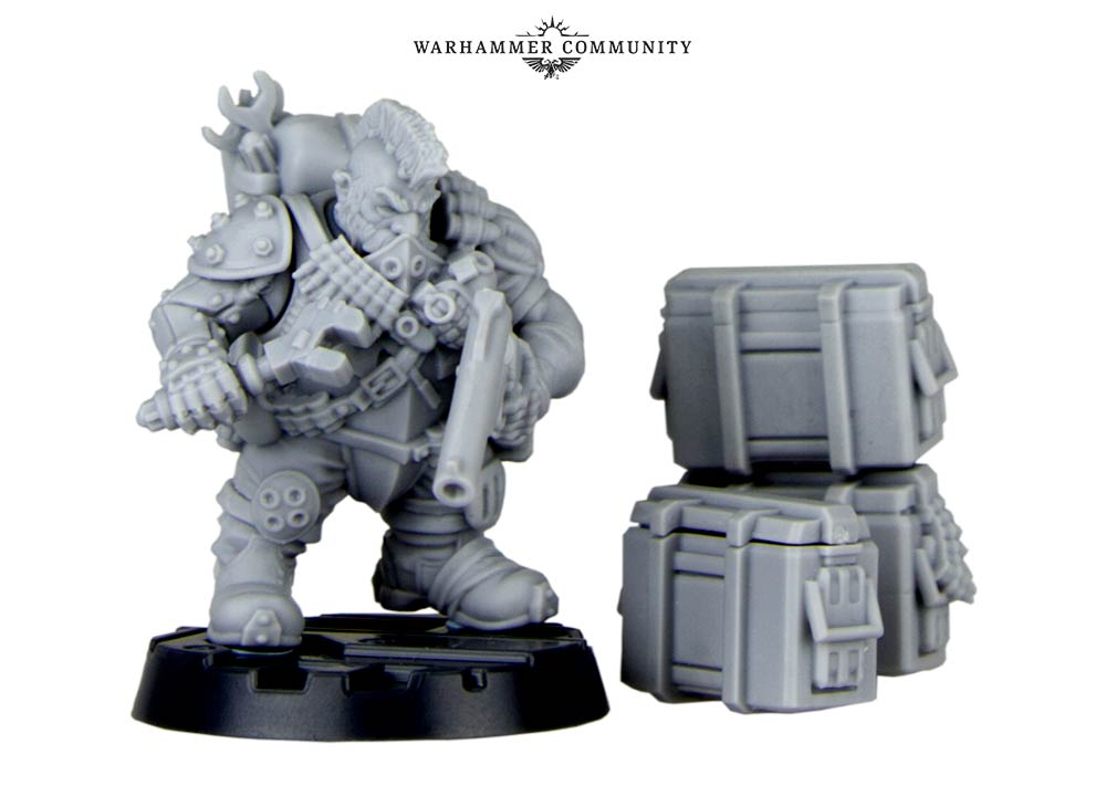Squat - Forge World