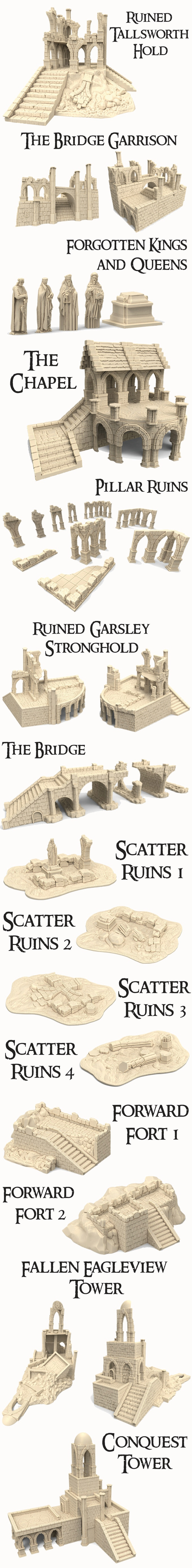 Stormguard A City In Ruins Terrain #2