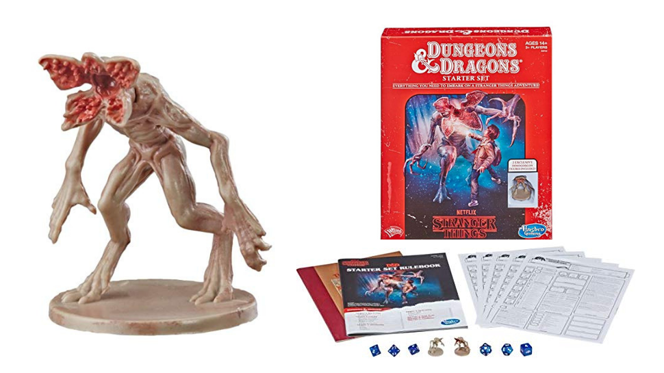 Stranger Things D&D Starter Set - Wizards Of The Coast