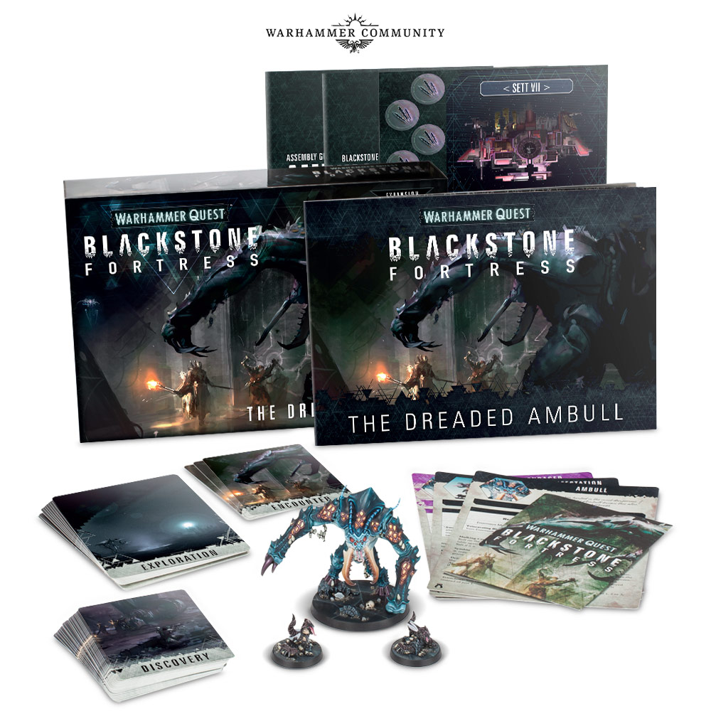 The Dreaded Ambul Expansion - Blackstone Fortress