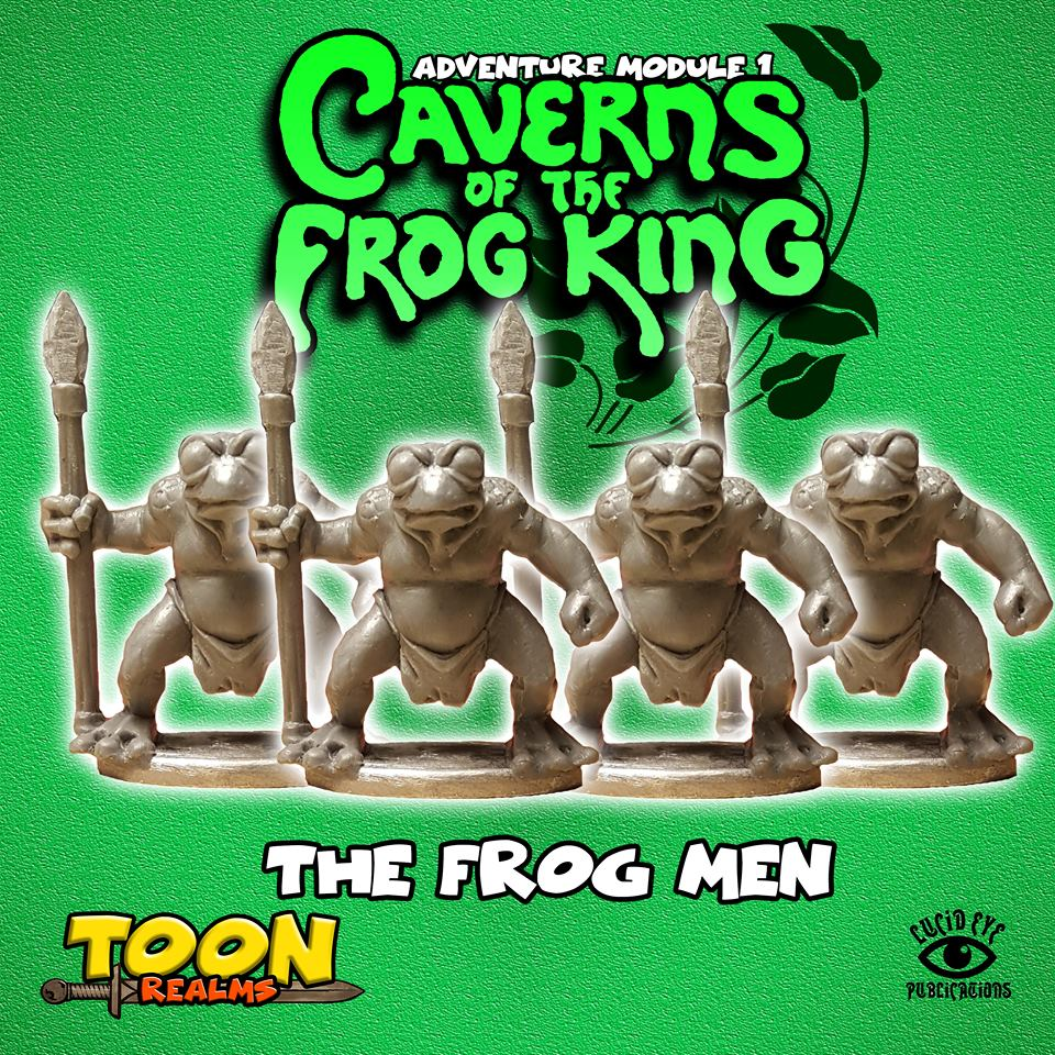The Frog Men - Lucid Eye