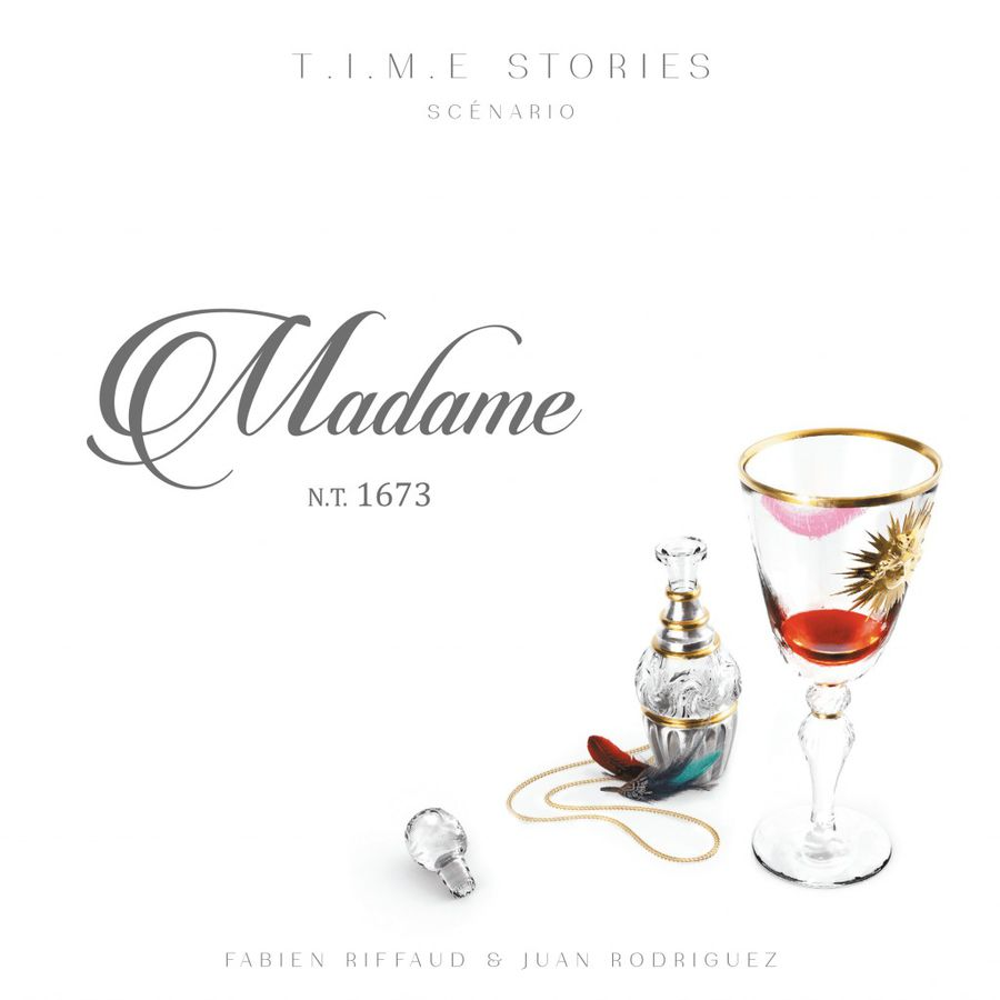 Time Stories Madame - Space Cowboys