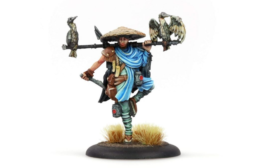 Yukai Follower Of The Old Path - Guild Ball