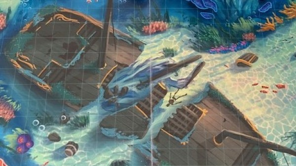 Battle Across Immersive Battle Maps With Yarro Studios
