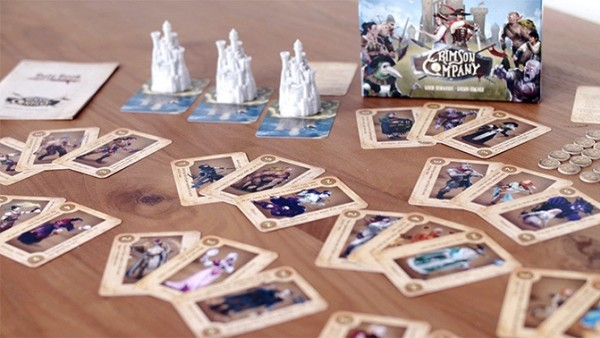 Claim Control Of Forgotten Castles In Crimson Company