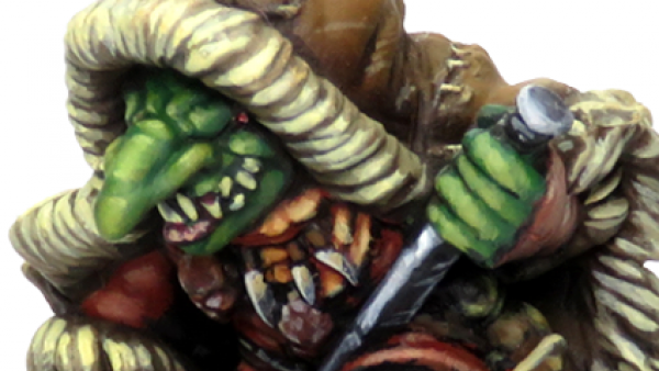 Mantic Showcases Upcoming Goblin Vanguard Miniatures