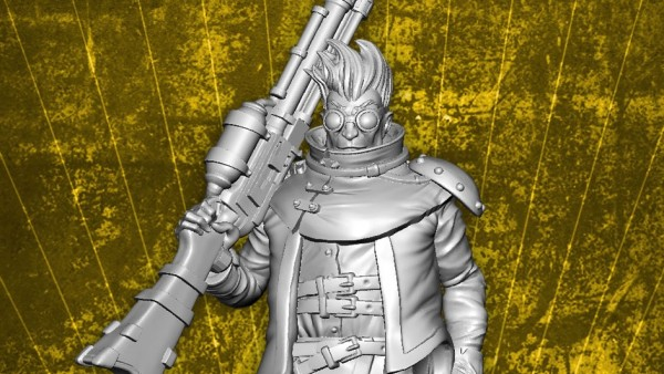 Wyrd Games Reveal New Look Hans For Malifaux 3E