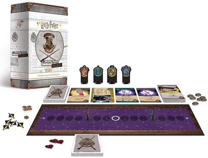 USAopoly Announces New Harry Potter Duelling Card Game