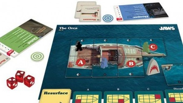 Ravensburger Announce Jaws Board Game