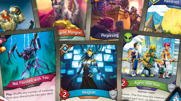 Fantasy Flight Games Announce KeyForge: Age Of Ascension