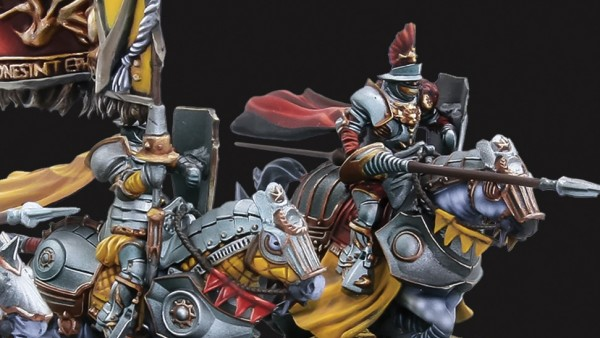 Para Bellum Box Up Household Knights For Conquest