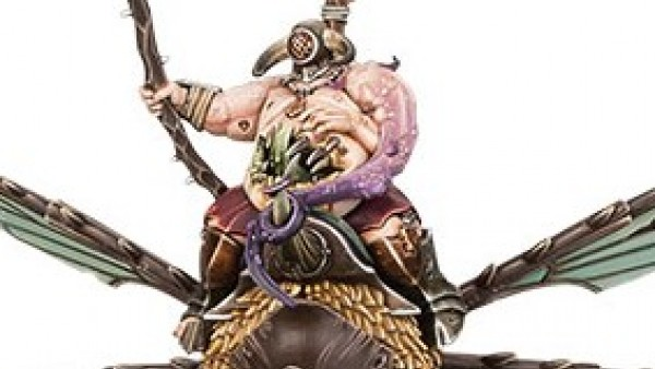 Idoneth Deepkin & Nurgle Start Collecting Sets Coming Soon
