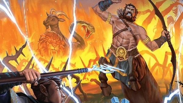 Capture Chimeras In Merlin's Beast Hunt From WizKids