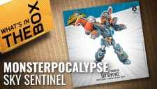 Monsterpocalypse Unboxing: Sky Sentinel