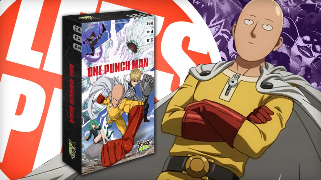 Let's Play: One Punch Man