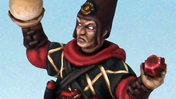 Take A Closer Look At New Plastic Frostgrave Wizards