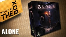 Unboxing: Alone